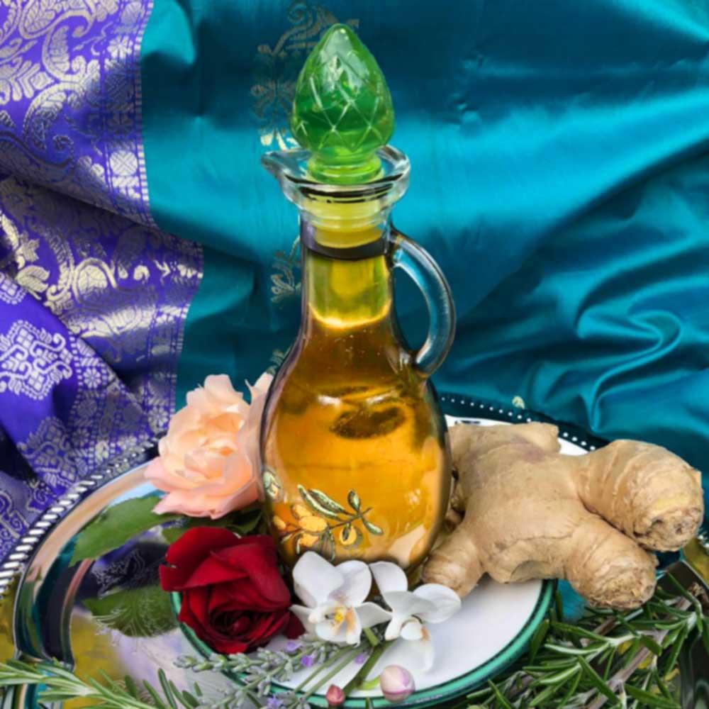 Öl für Ayurveda Massage